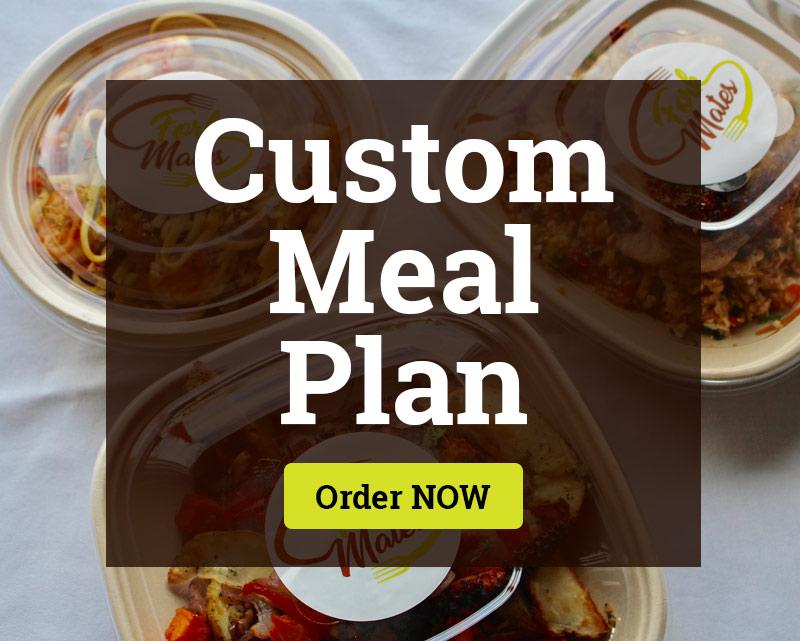 custom meal order